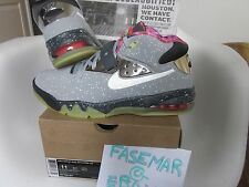 "NIKE AIR FORCE MAX PRM 2013 QS ""AREA72"" SZ11US ALL STAR GAME JORDAN LEBRON DS"