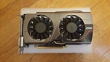 MSI GeForce GTX 660 2GB 192-Bit GDDR5 PCI Express 3.0 Graphics Card