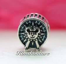 Authentic Pandora California Adventure ''Mickey's Fun Wheel'' Charm