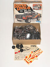 MPC Super Dualie Six-Wheeled Chevy Pickup 1/25 Scale Model Kit 1978 ~ Unbuilt ~