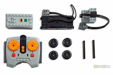 LEGO ® CITY FERROVIA Power Functions Set 88002 8879 8884 88000 MOTORE + Remote