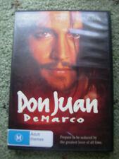 Don Juan DeMarco DVD