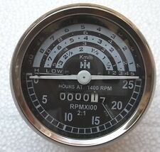 IH International B250, B275, B414, 276, 354, 434, 444,  Kmph Tachometer