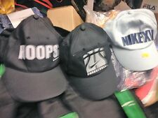 NIKE BASEBALL CAP  CHOICE OF 3 AT £ 6 EACHONE SIZE VINTAGE FLEXI FIT BUCKLE