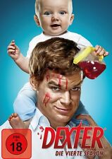 4 DVD-Box ° Dexter - Staffel 4 ° NEU & OVP
