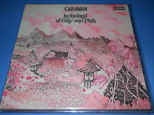 LP CANTERBURY CARAVAN - IN THE LAND OF GREY AND PINK - ORIGINALE UK PRESS