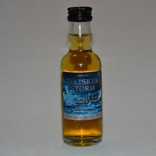 TALISKER STORM Single Malt Scotch Whisky 45,8% 50ml Mini Collectors Bottle