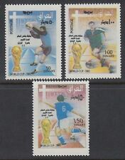 Irak Iraq 2002 ** Mi.1690/92 Fußball Football Soccer