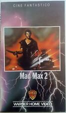 MAD MAX 2 - VHS tape