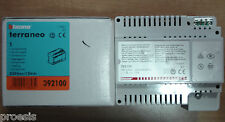 BTICINO 392100 alimentatore 12V 1,2A telecamera 2 fili domotica My Home SCS