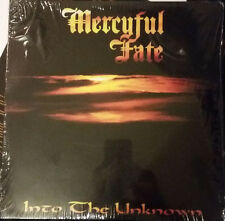 Mercyful Fate - Into The Unknown LP - Sealed - NEW COPY