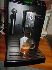 SAECO MINUTO Typ: HD 8761 ONE TOUCH CAPPUCCINO KAFFEEAUTOMAT