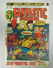 Fantastic Four #129 1st Appearance Thundra VG/G - Marvel Comics