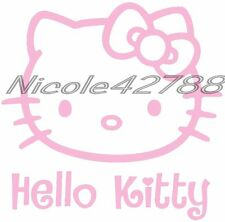 Vinyl Hello Kitty/Decal/ Sticker/Wall/Laptop/Tablet /Car Decal + More Colors