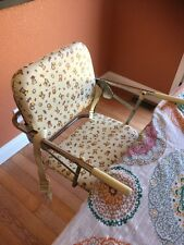 Retro Baby Hanging Folding High Chair