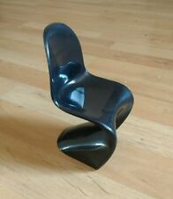 1/6 Scale Panton Designer modern Chair Miniature BJD doll chair.