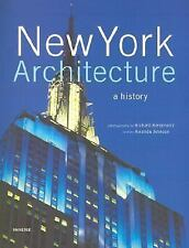 New York Architecture: A History (Universe Architecture Series)-ExLibrary