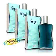3x FENJAL Classic Luxury CREME BATH Oil Soak 125ml