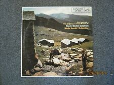 Ravel / d'Indy: Concerto in G / Symphony Shaded Dog Boston Symphony / Munch LP