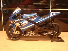1:12 2011 FACTORY YAMAHA YZR-M1 DIECAST TOY MODEL JORGE LORENZO #1 WORLD CHAMP