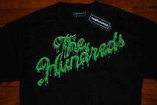 NEW Men's The Hundreds Green Slime Black Graphic T-shirt (Medium)