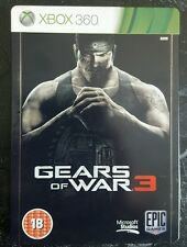 Gears of War 3 XBOX 360 - STEELBOOK EDITION