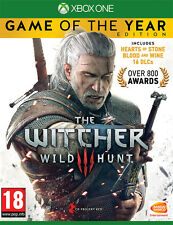 The Witcher 3 Wild Hunt - Game of the Year Edition (Xbox One) [New Game]