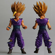 "Super Saiyan DBZ Figurine Collection Figure Le Son Gogan 25cm/9.8"" En Violet"