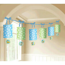 Disney Baby Mickey Mouse 1st Birthday Paper Lantern Garland Decoration 12 Feet