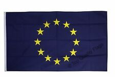 European Union EU FLAG european Banner 90x150cm - 5ftx3ft