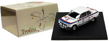 Trofeu 1704 BMW 2002 Ti Winner Alpine Rally 1973 - A Warmbold 1/43 Scale