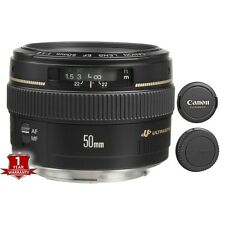 Canon EF 50mm f/1.4 USM Lens 5DMK3 5DMK4 1DX 5Ds 5DsR 6D Ext Cyber Monday SALE