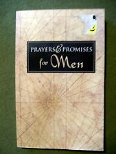 Prayers & Promises for Men by John Hudson Tiner (2003, Paperback)