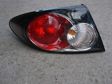 2007 07 Mazda 6 LH Left Driver side hatchback outer Tail Brake light lamp