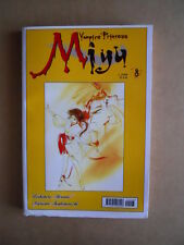 VAMPIRE PRINCESS MIYU n°8 edizione Play Press Manga  [G371D]