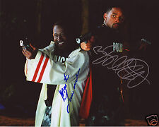 BAD BOYS - WILL SMITH & MARTIN LAURENCE AUTOGRAPH SIGNED PP PHOTO POSTER