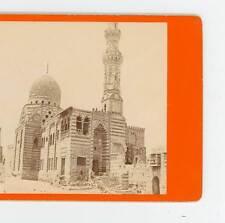 B1752 View #4110 Tomba Del Sultano Barkook Cairo Egypt D