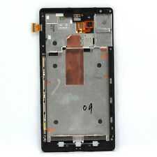 For Nokia Lumia 1520 Full LCD Display Touch Digitizer Screen Assembly + Frame