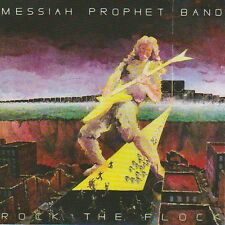 Messiah Prophet - Rock The Flock CD New!