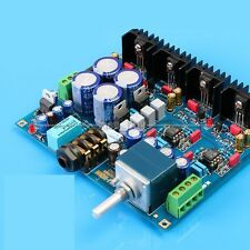 A1 Headphone Amplifier kit Chassis Amplifier Module based on Beyerdynamic