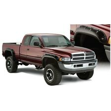 50029-02 Bushwacker Pocket Style Fender Flares Dodge Ram - Front Pair
