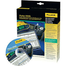 Fluke DMS 0100/Inst software para como por PNB. 1653b 1654b installationstester