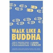 Walk Like a Buddha: Even if Your Boss Sucks, Your Ex Is Torturing You, and You'r