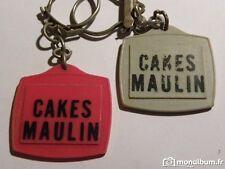 Porte-clés : CAKES MAULIN - LOT DE 2
