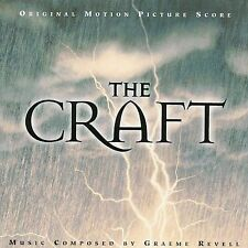 The Craft: Original Motion Picture Score / PLEASE LEAVE FEEDBACK !!!