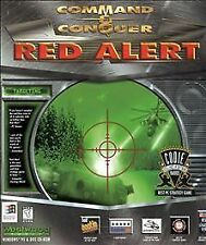 ***COMMAND AND CONQUER RED ALERT PS1 PLAYSTATION 1 DISC ONLY~~~