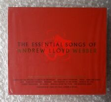 THE ESSENTIAL SONGS OF ANDREW LLOYD WEBBER ~ 2 x CD ALBUM ~ BRAND NEW & SEALED