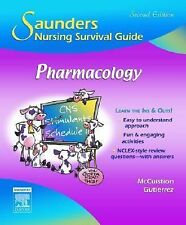 Pharmacology by Kathleen Jo Gutierrez and Linda E. McCuistion (2006,...