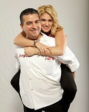 Buddy & Lisa Valastro / Cake Boss 8 x 10 GLOSSY Photo Picture