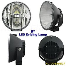 "New Super Bright LED Driving Lamp 9"" Osram LED 150000+ Candle Light Offroad"